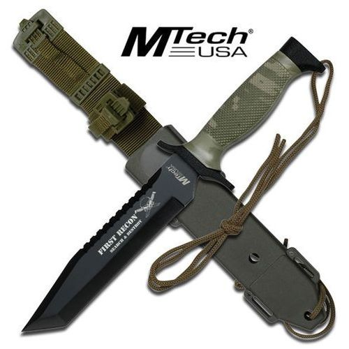 Profesjonalny nóż wojskowy mtech mt-676tc marki Usa