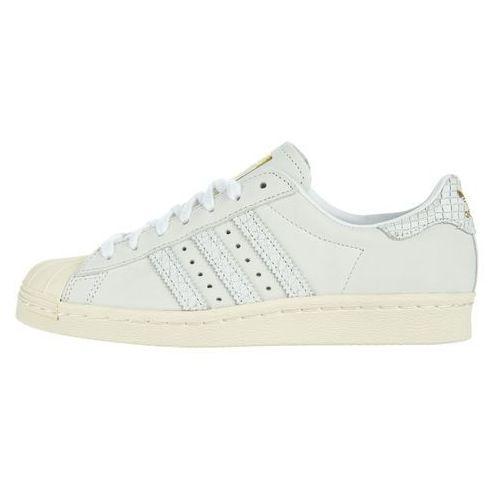 originals superstar 80's tenisówki biały 36 2/3 marki Adidas