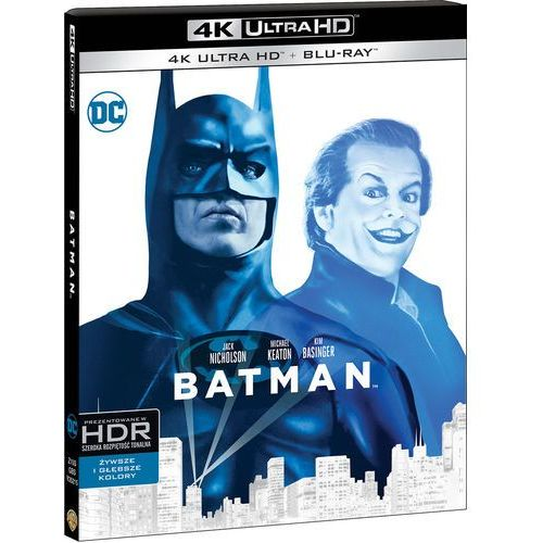 BATMAN (2BD 4K) (Płyta BluRay)