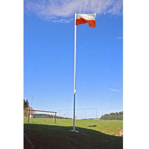 Maszt flagowy 6,5 m aluminiowy maszt do flagi marki Flagmaster ®