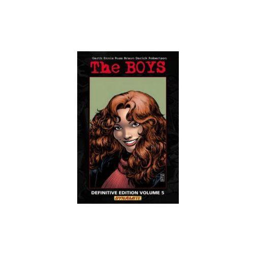 Boys Definitive Edition Volume 5 HC (9781606904121)