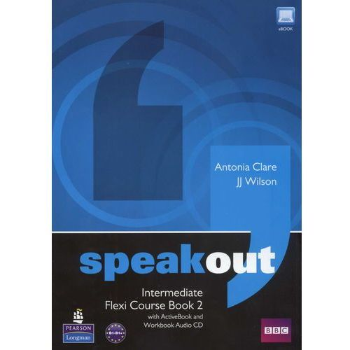 Speakout Intermediate Flexi Course Book 2 (2012)