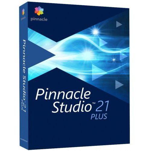 Corel pinnacle studio 21 plus pl/ml box pnst21plmleu