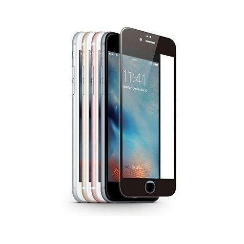 Szkło ochronne z ramką 3D Glass Screen Protector Apple iPhone 6 Plus / 6S Plus Czarne - Czarny