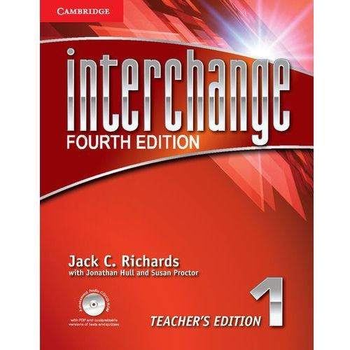 Interchange 4th Edn Lvl 1:: T's. Edn. W Assessment A - Cd / Cd - Rom (327 str.)