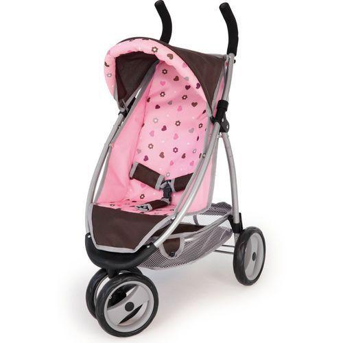 Bayer Design Jogger pink/braun - oferta [05e96c24f5f5f5e1]