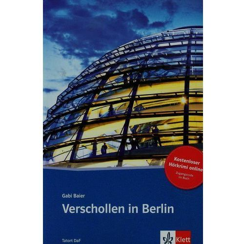 Verschollen in Berlin, m. Online-Angebot, oprawa miękka
