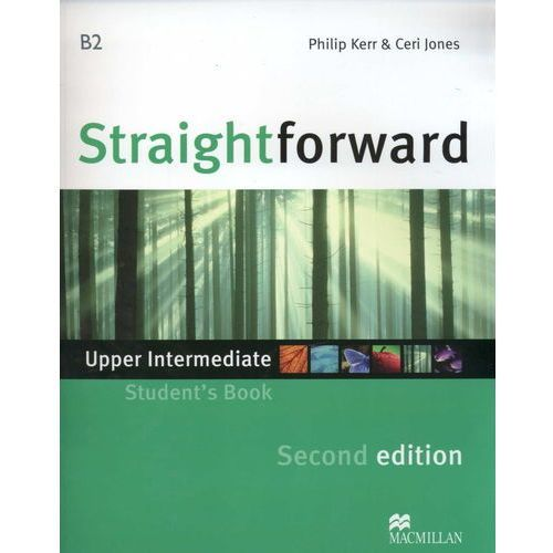 Straightforward Upper Intermediate, Second Edition, Student's Book (podręcznik) (2012)