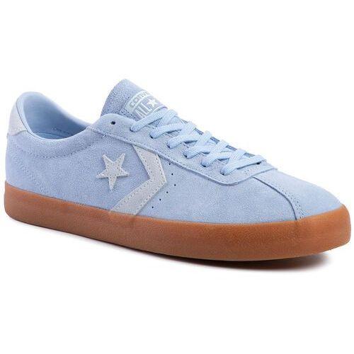 Sneakersy CONVERSE - Breakpoint Oc 159501C Blue Chill/Blue Tint/Gum Honey, kolor niebieski