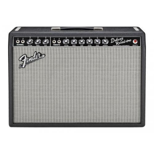 deluxe reverb ′65 lampowy wzmacniacz gitarowy lampowy 22w marki Fender