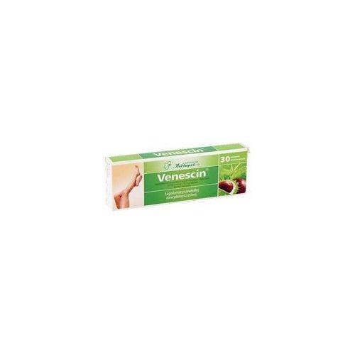 VENESCIN 30 drażetek - tabletki na żylaki