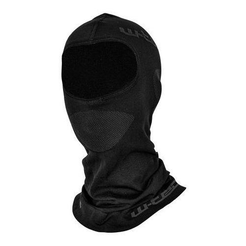 W-tec Wielofunkcyjna ochronna kominiarka motocyklowa raper, czarno-szary, xs (53-54)