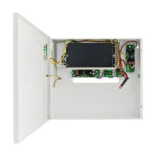 S98-BR Switch PoE 9 portowy w obudowie z podtrzymaniem bateryjnym dla 8 kamer IP, S98-BR