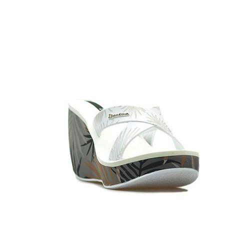 Klapki 81934 szare/białe marki Ipanema