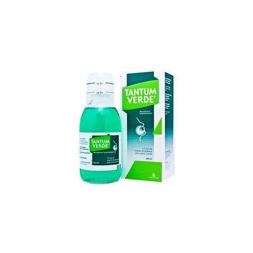 Tantum Verde rozt.do płuk.j.ust.i gardła 1,5 mg/ml 120 ml (butelka) - produkt z kategorii- Płyny do jamy ustnej