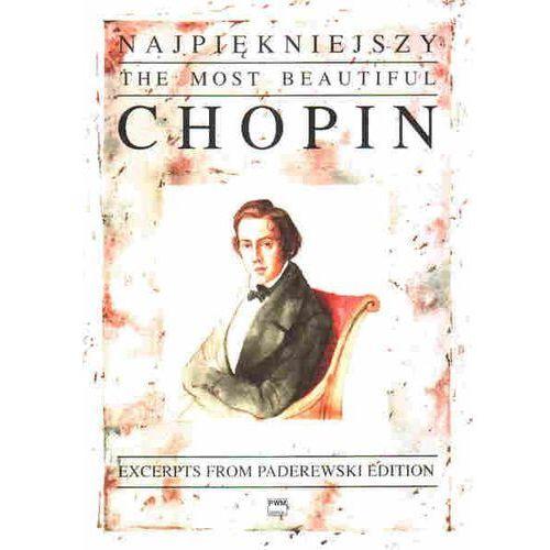 PWM Chopin Fryderyk - Najpiękniejszy Chopin na fortepian