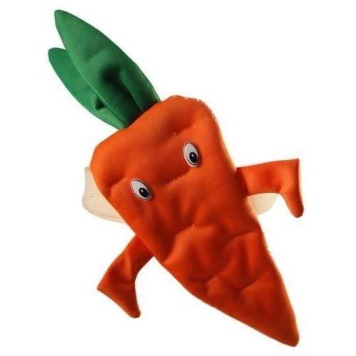 Warzywna opaska na głowę: marchewka marki Party world