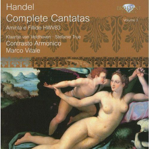 Handel: Complete Cantatas Vol. 3: Aminta E Fillide, 94230