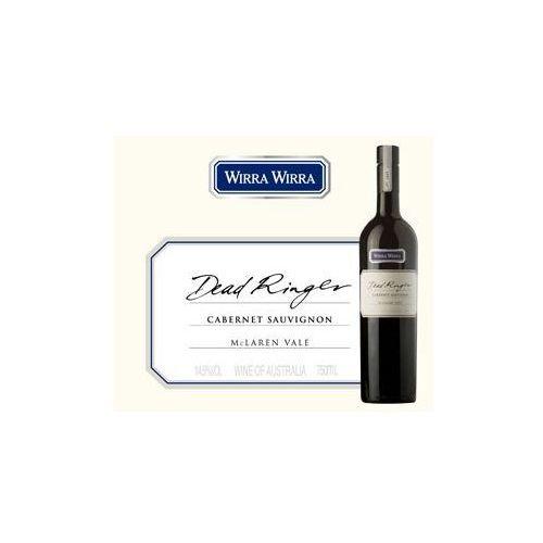 Wirra wirra vineyards Wirra wirra dead ringer cabernet sauvignon 2007 z kategorii Alkohole