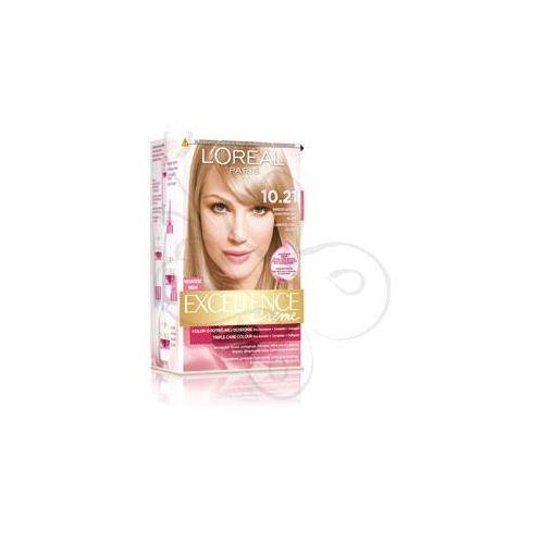 Excellence Creme farba do włosów 10.21 Bardzo bardzo jasny perłowy blond, L'Oreal Paris