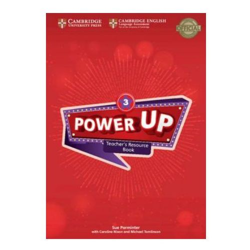 Power Up Level 3 Teacher's Resource Book with Online Audio (96 str.)