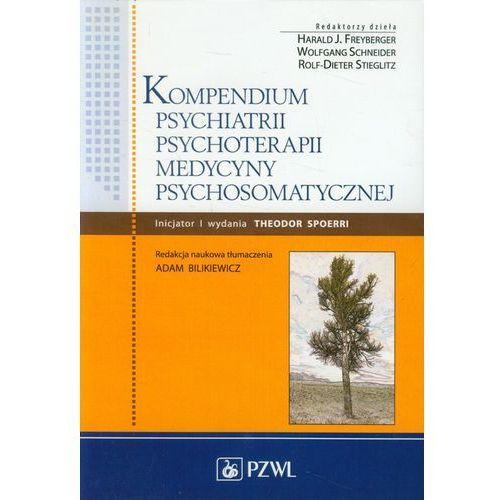 Kompendium psychiatrii, psychoterapii, medycyny psychosomatycznej, Pzwl