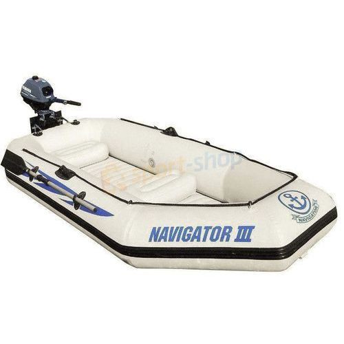 Ponton navigator iii marki Viamare