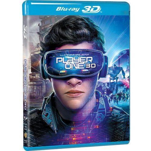 Steven spielberg Player one (2bd 3-d) (płyta bluray) (7321999349073)