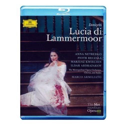 Universal music Ann netrebko, piotr beczala, mariusz kwiecień - donizetti: lucia di lammermoor (0044007345450)