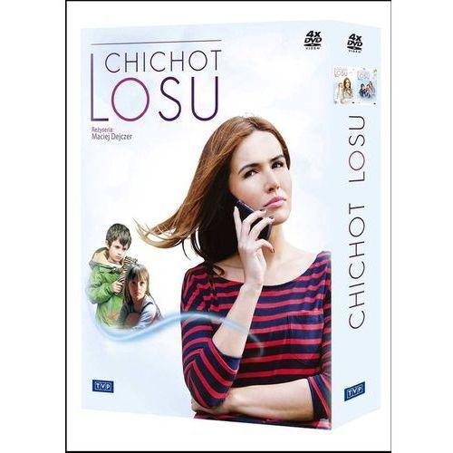 Telewizja polska s.a. Film chichot losu (4 dvd) (5902600067009)