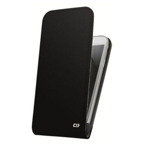 Etui OXO do Samsung Galaxy S5 Flap Case (XFLGS5COLBK6) Czarny + Zamów z DOSTAWĄ JUTRO! (3492548160211)