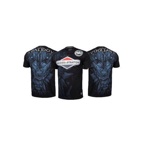 Koszulka Pit Bull KSW 46 Mamed - Czarna (218528.9000)