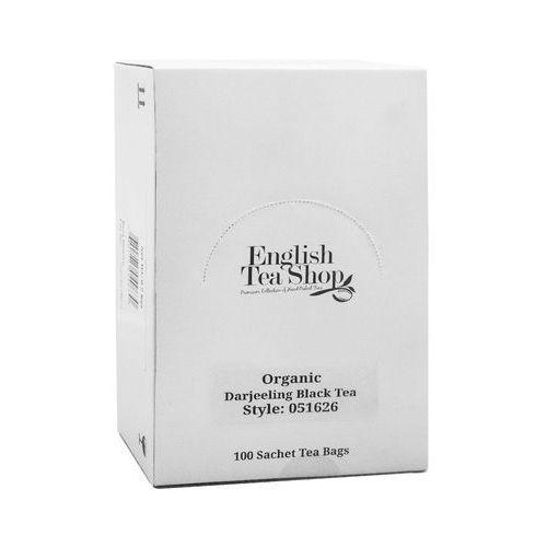 ETS Organic Darjeeling Black Tea 100 saszetek