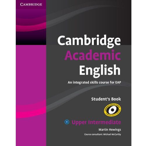 Cambridge Academic English B2 Upper Intermediate, Student's Book (podręcznik) (9780521165204)