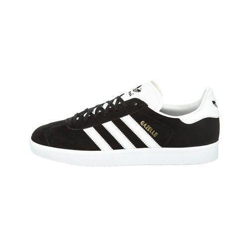 adidas Originals GAZELLE Tenisówki i Trampki core black/white/gold metallic, IAZ12