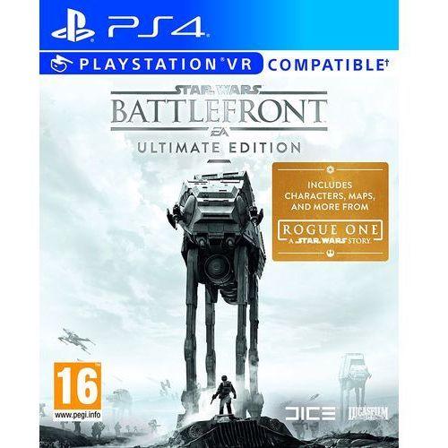 Star Wars Battlefront Ultimate (PS4)