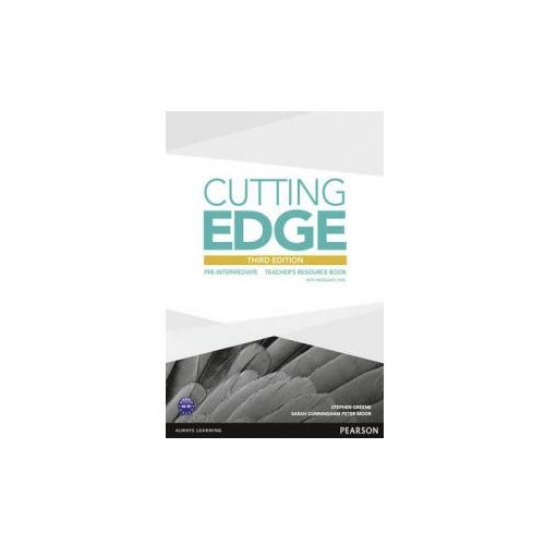 Cutting Edge 3rd Edition Pre-Intermediate Teacher's Book and Teacher's Resource Disk Pack