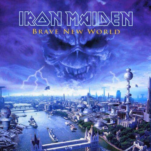 Iron maiden - brave new world marki Warner music