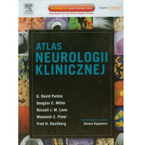 Atlas Neurologii Klinicznej (482 str.)