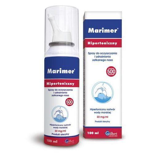 Marimer Hipertoniczny spray x 100ml - produkt farmaceutyczny