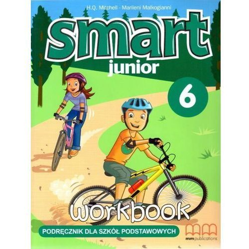 Smart Junior 6 WB PL MM PUBLICATIONS - H. Q. Mitchell (9789605096922)