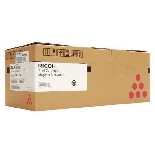 Ricoh oryginalny toner 406481, 407636, magenta, 6000s, Ricoh SP C310, C311, C312, SP C231, C232