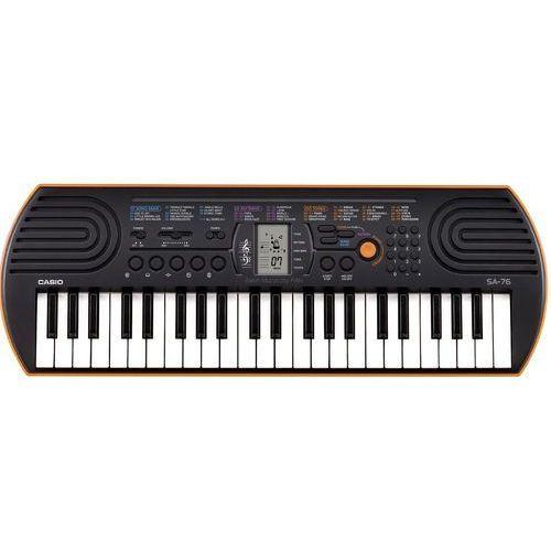 sa 76 keyboard marki Casio