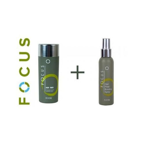 FOCUS 35g + Lakier fiber hold 120ml
