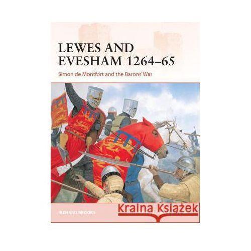 Lewes and Evesham 1264-65 (9781472811509)