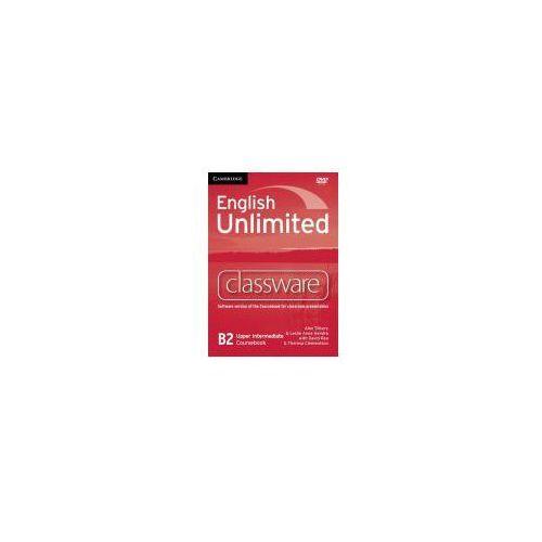 English Unlimited Upper Intermediate Classware DVD-ROM, Cambridge University Press