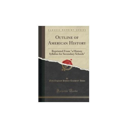 Outline of American History