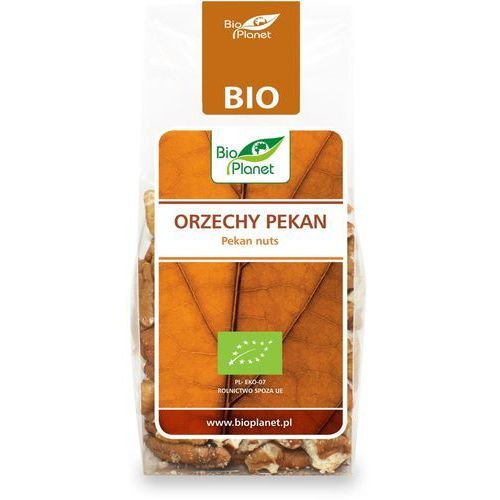 Bio planet : orzechy pekan bio - 100 g