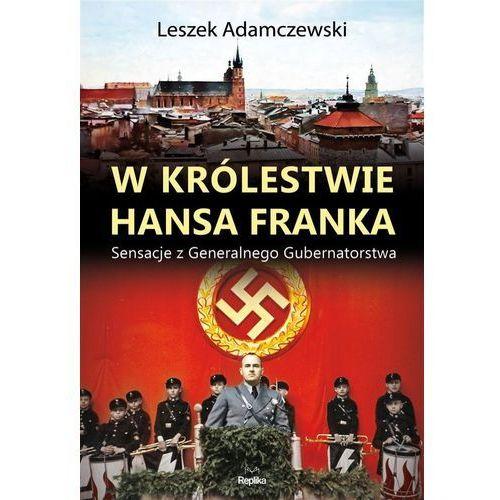 W królestwie Hansa Franka, Leszek Adamczewski