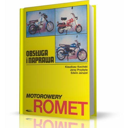 Motorowery Romet obsługa i naprawa (1998)